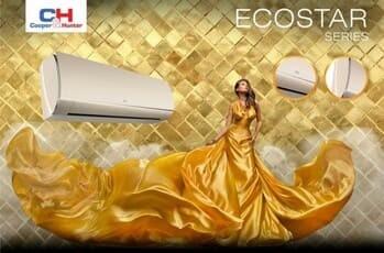 Дизайнерская модель кондиционера Cooper&Hunter - ECO STAR